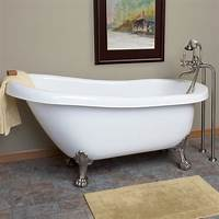clawfoot tub refinishing Affordable Clawfoot Tub Refinishing — The Wooden Houses