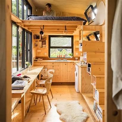 Tiny Houses Casas Futuro Interior Son