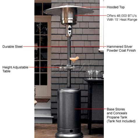 patio heater clearance height patio heater review