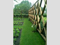 Wooden Vegetable Garden Fence The Interior Design