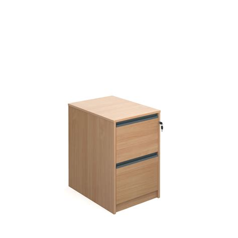 Office Furniture 2 Drawer Filing Cabinet Height 723mm