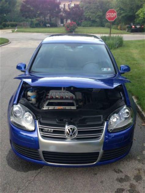 amazing volkswagen gti sell used amazing 2008 volkswagen r32 vw blue gti gli golf
