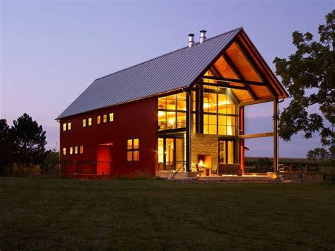 pole barn home beautiful pole barn home with farm house