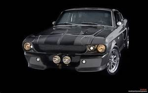 Shelby Mustang GT500 Eleanor Gone in 60 Seconds Full HD