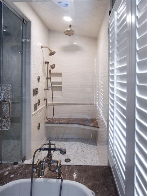 dreamy tubs  showers bathroom ideas designs hgtv