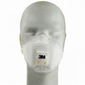Masque Pour Peinture : masque de protection 3m pour peinture 3m aura 9312 ~ Edinachiropracticcenter.com Idées de Décoration