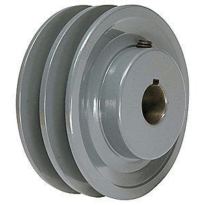 Electric Motor Pulleys 2mb50x3 4 fixed bore pulley electric motor company