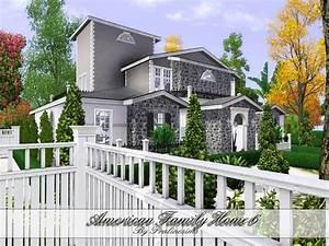 Pralinesims' American Family Home 6