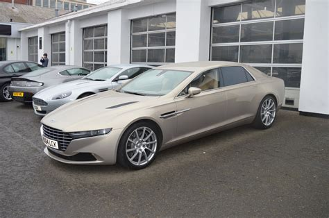 aston martin lagonda taraf snapped in scotland gtspirit