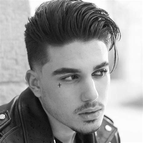 Low Fade Haircut   Men's Hairstyles   Haircuts 2017