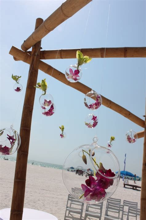how to make fake bubbles for decoration orchid bubbles hanging from an arbor they could even be such a cool way to add color to