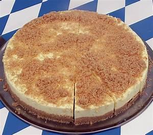 Torte Mit Frischkäse : g tterspeise frischk se torte mit kekskr meln rezept ~ Lizthompson.info Haus und Dekorationen