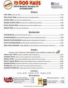 the dog haus menu yelp With dog haus menu