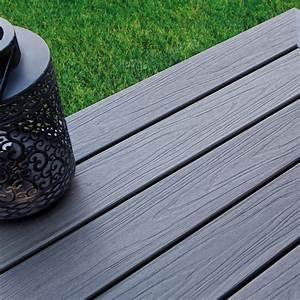 Lame De Bois Pour Terrasse : terrasse bois composite lame novodeck deck linea ~ Melissatoandfro.com Idées de Décoration