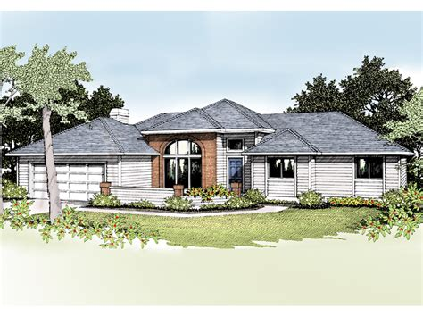 inspiring contemporary ranch home plans photo house