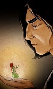 69 best images about Snape on Pinterest | Lily evans ...