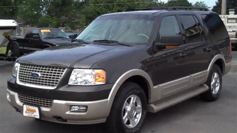 ford expedition eddie bauer edition youtube