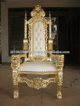 king throne chair gold buy antique throne chairs antique