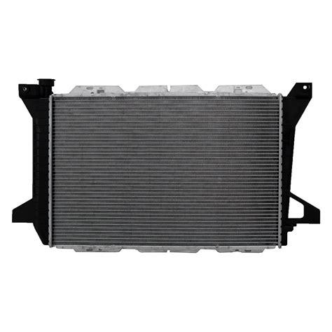 remove radiator    ford aerostar