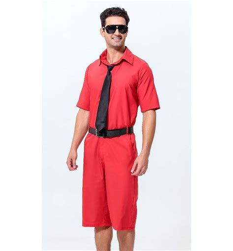 jumpsuit mens 39 s sleeves jumpsuit suit with tie and belt n10928