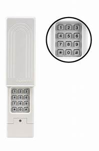 Genie Garage Door Opener Keypad Programming
