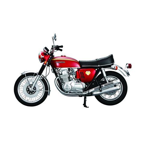 Model Cb by Honda Cb750 1 4 Scale Model Motorbike Kit
