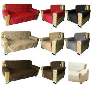 Settee Covers And Throws by Sofa Arm Chair Furniture Pet Protector Quilted Slip