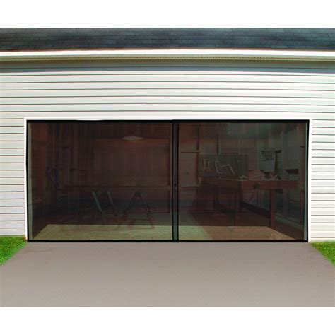 screen for garage door garage screen door