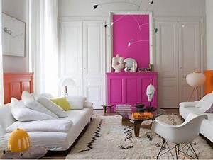 marier les couleurs de peinture dans salon chambre With marier couleurs peinture murale 1 marier les couleurs de peinture dans salon chambre