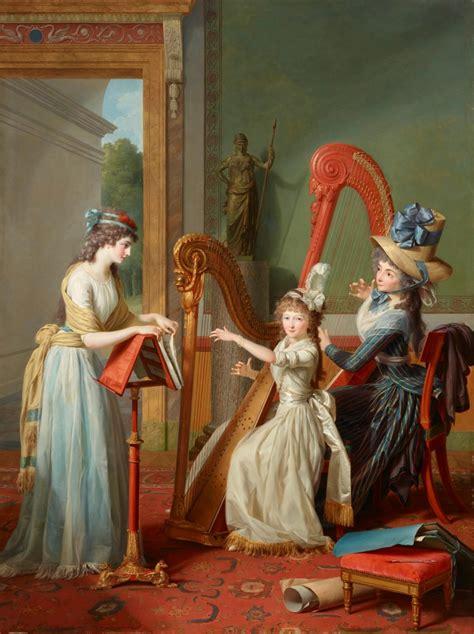 dma acquires  century french portrait masterwork art