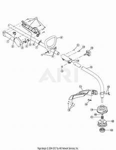 Troy Bilt Tb20cs 41adt20c711  41adt20c711 Tb20cs Parts Diagram For Boom And Trimmer Parts
