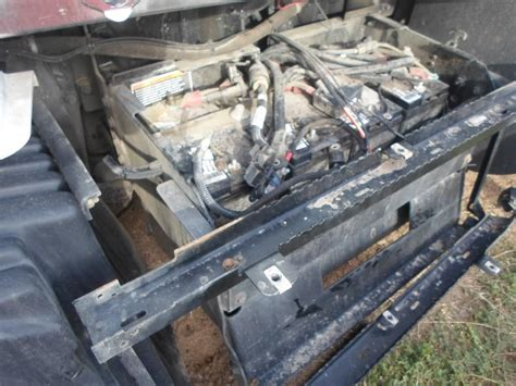 Kenworth Stock Battery Boxes Tpi