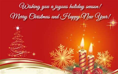 wishing   joyous holiday season  business
