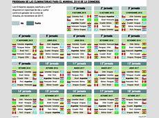 Eliminatorias 2018 Argentina debuta contra Ecuador