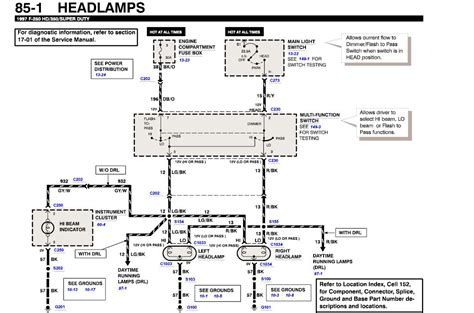 94 S10 22 Wiring Schematic by 1997 Ford F350 Wiring Diagram Electrical Website Kanri Info
