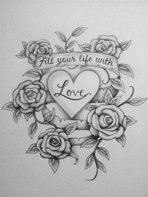 Fantastic Love Quote Drawing in 2019 | Drawings for him, Love drawings for him, Love drawings