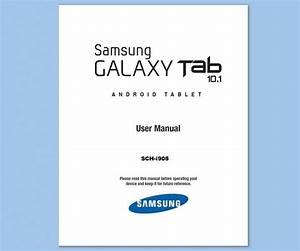 Samsung Galaxy Tablet 10 1  Sch