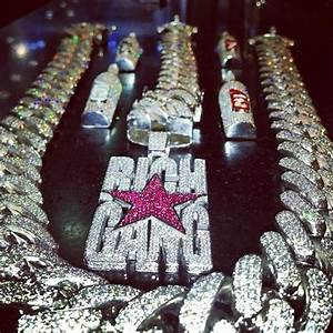 Birdman shows off blinged out Rich Gang chain on Instagram ...