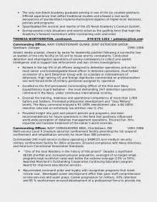 Resume For Civilian Exle by Free To Civilian Resume Template To Civilian Resume Template Professional