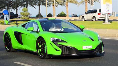 Super & Luxury Cars on the Corniche in Ramadan 2015 - YouTube