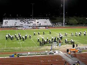 Cesar Chavez High School Marching Band 2009 - YouTube
