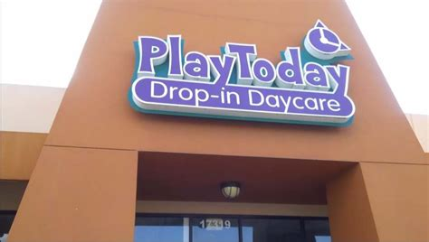 drop in daycare provider childcare sitter open mon sat 575 | exterior play today drop in daycare