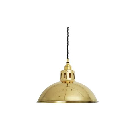 polished brass industrial ceiling pendant lighting