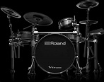 Roland TD-50KV V-Drums with KD-A22