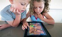 Are iPads and tablets bad for young children? | Society ...