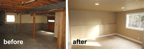 remodeling living room before and after a bend 70 39 s home remodeled timberline