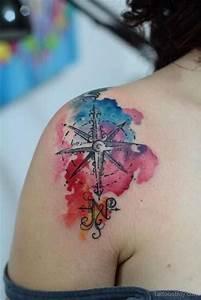 Compas De Vegvisir : 1000 ideas about viking compass tattoo on pinterest ~ Melissatoandfro.com Idées de Décoration