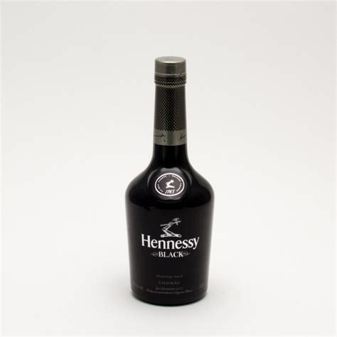 hennessy black cognac 375ml wine and liquor delivered to your door or business 1