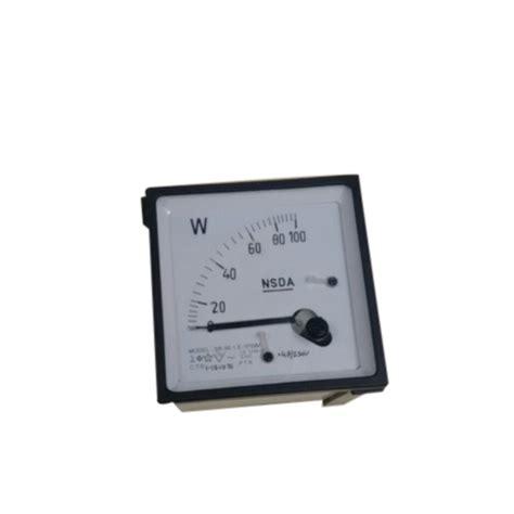 Best Watt Meter by Watt Meter Power Meter Magna Electricals Mumbai Id