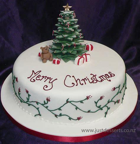 christmas cake gallery  dessertsjust desserts